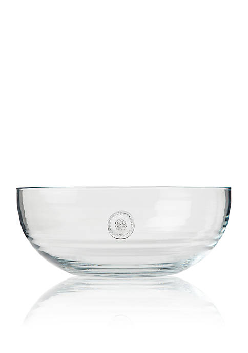 Juliska Berry & Thread Glassware Bowl, 11.75-in.