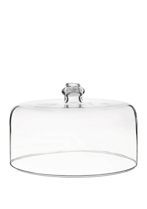 Juliska Berry and Thread Glass Cake Dome
