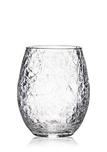 Juliska Stemless White Wine Glass 14-oz.