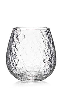 Juliska Stemless Red Wine Glass 14-oz.