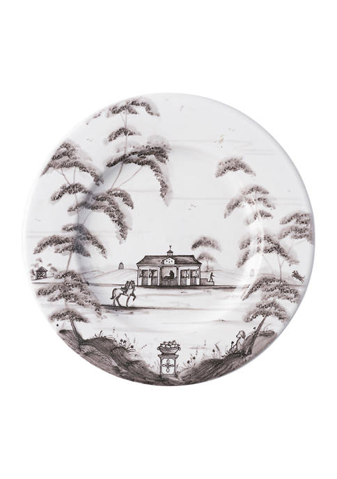 Country Estate Flint Side/Cocktail Plate Stable