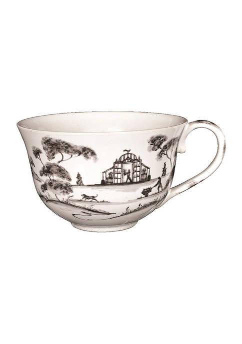 Juliska Country Estate Flint Tea/Coffee Cup Garden Follies