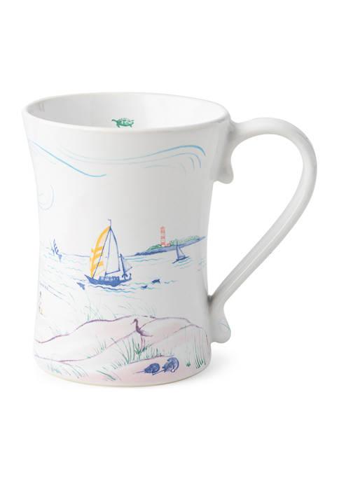 Juliska Country Estate Seaside Mug