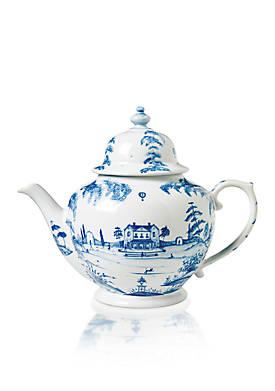 Teapot  2-qt.