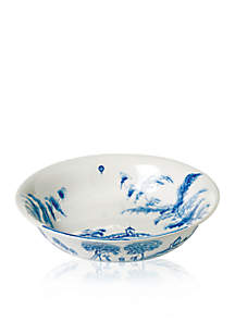 Country Estate Delft Blue 10-in. Serving Bowl Harvest