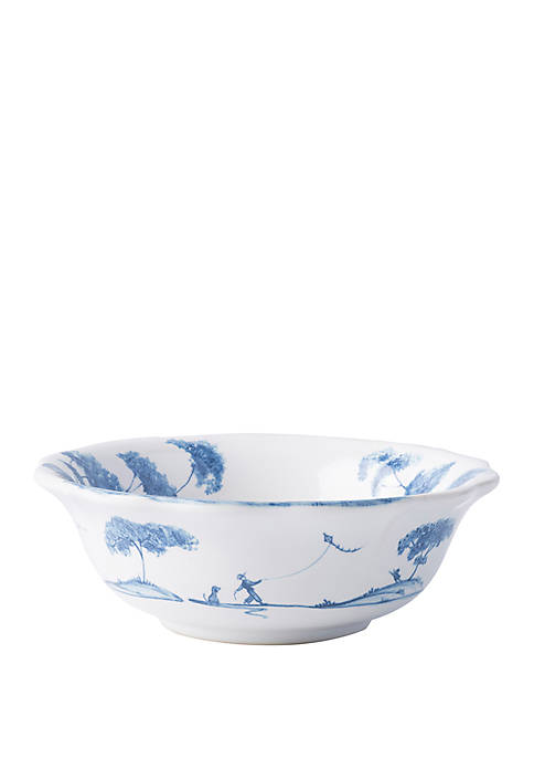 Juliska Country Estate Delft Blue Berry Bowl Country