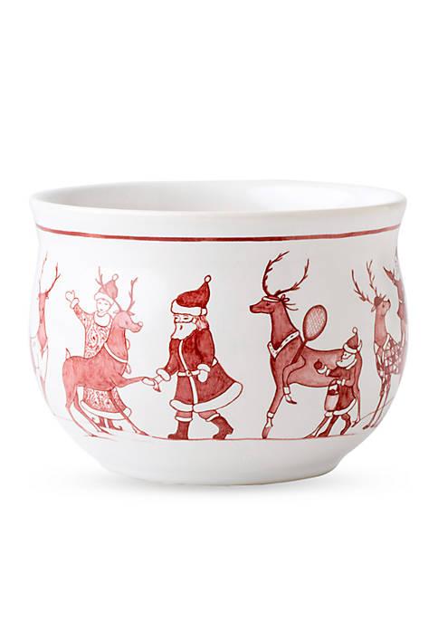 Reindeer Games Ruby Comfort Bowl