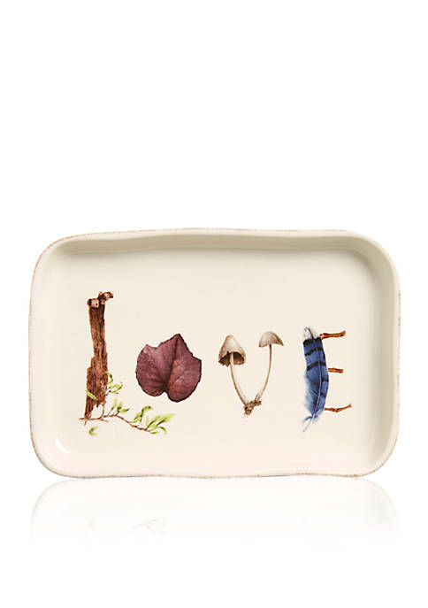 Juliska Forest Walk Gift Tray