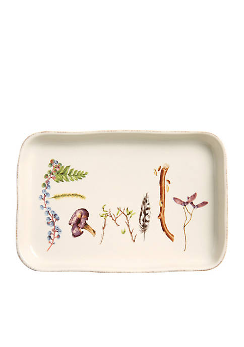 Forest Walk Family Gift Tray