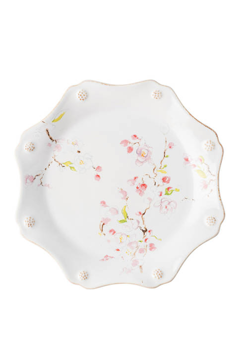 Juliska Berry & Thread Floral Sketch Cherry Blossom