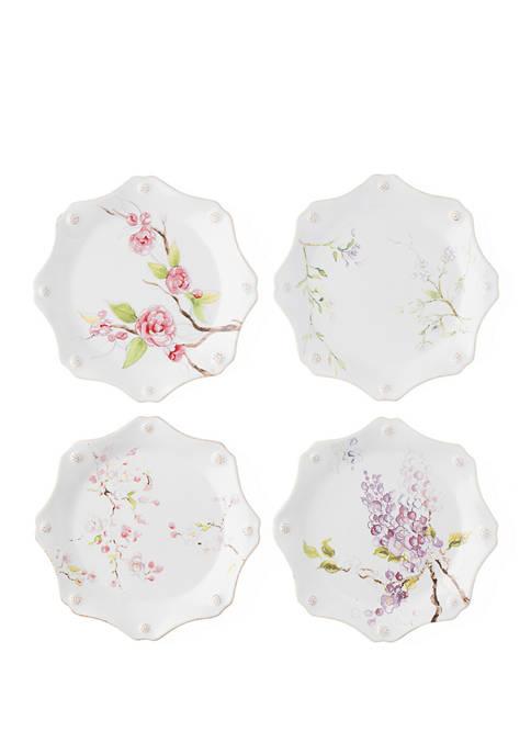 Juliska Berry & Thread Floral Sketch Assorted Set