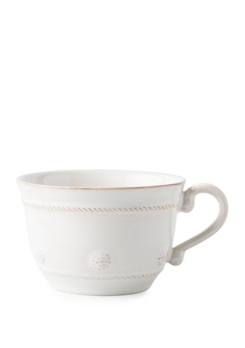 Juliska Berry & Thread Whitewash Tea Cup