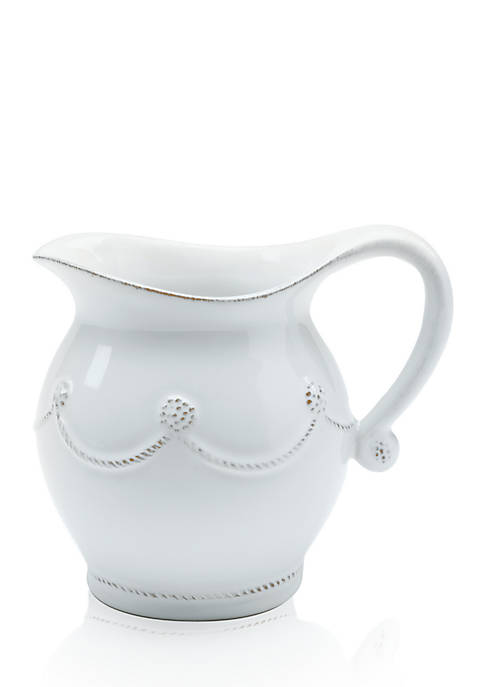 Juliska Berry & Thread Whitewash Creamer