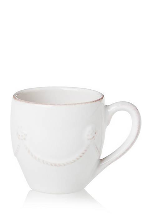 Juliska Berry & Thread Whitewash Demitasse Cup