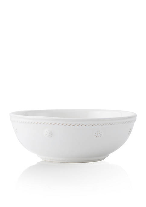 Juliska Berry & Thread Whitewash 6-in. Coupe Bowl