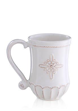 Jardins du Monde Whitewash Mug