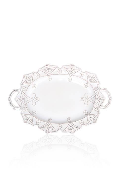 Turkey Platter 25-in. L x 17-in. W