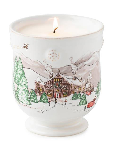 Juliska BT North Pole Scented Candle
