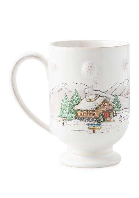 Berry & Thread North Pole Mug