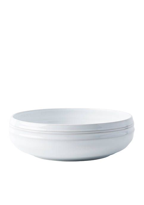 Juliska Bilbao White Truffle 12-in. Serving Bowl
