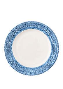 Juliska Le Panier White/Delft Dessert/Salad Plate