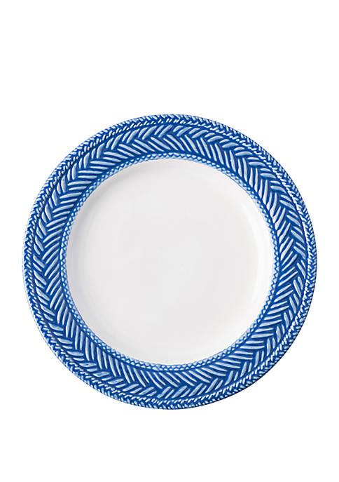 Juliska Le Panier White/Delft Side/Cocktail Plate