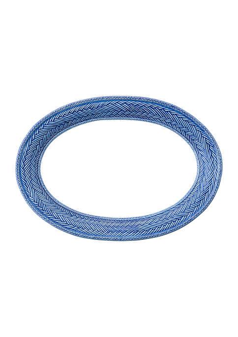 Juliska Le Panier Delft Blue Platter