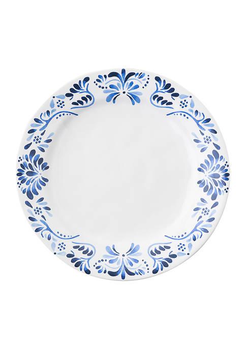 Juliska Iberian Journey Indigo Dinner Plate