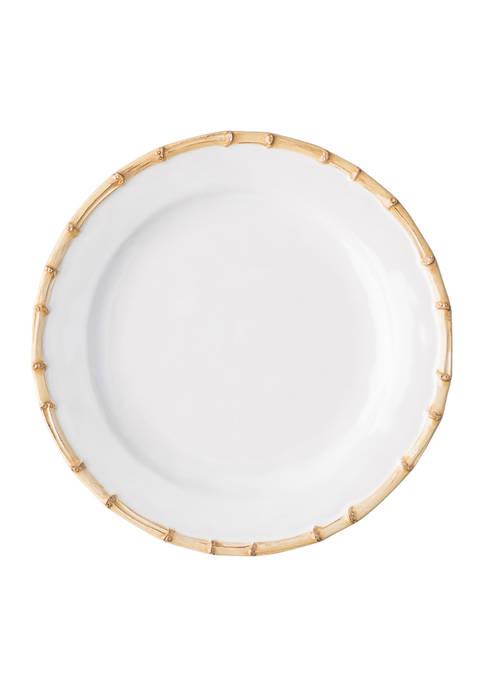 Juliska Classic Bamboo Natural Platter/Charger Plate