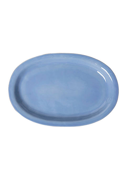 Puro Chambray 16 Inch Platter