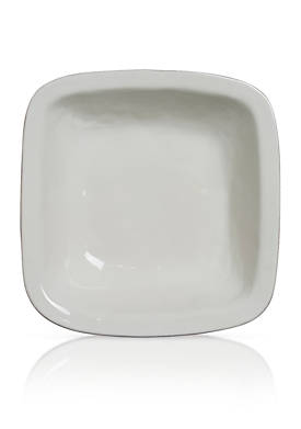 Rounded Square Serving Bowl 12.5-in.