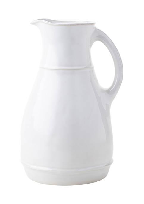 Puro Whitewash Pitcher/Vase