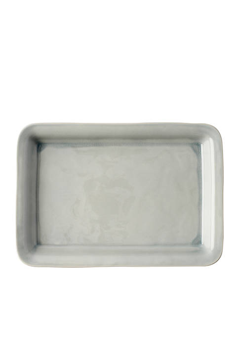 Juliska Puro Mist Gray Crackle 16-in. Tray