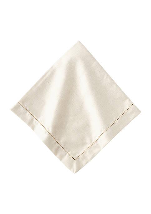Juliska Heirloom Gold Metallic Napkin