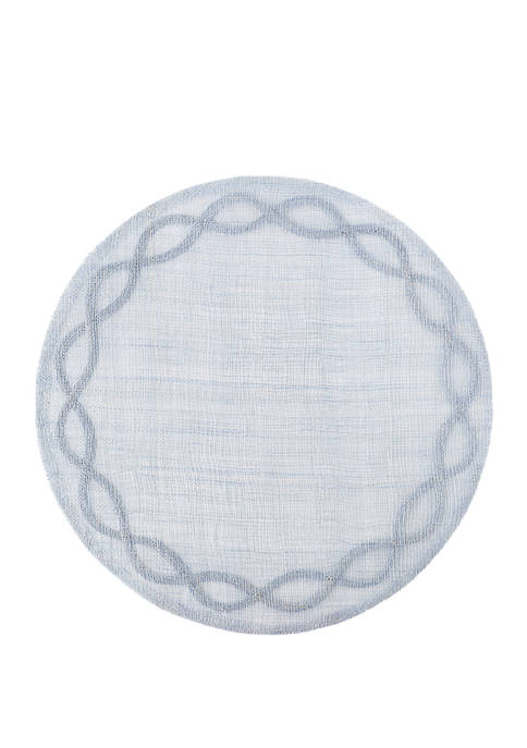 Tuileries Garden Chambray Placemat