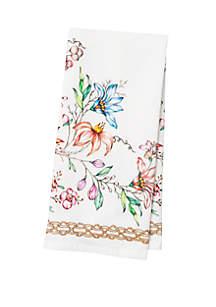 Juliska Floretta Tea Towel