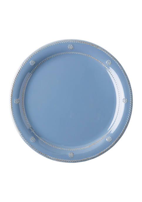 Juliska Berry & Thread Chambray Melamine Dinner Plate