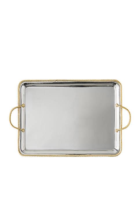 Juliska Periton Handled Platter