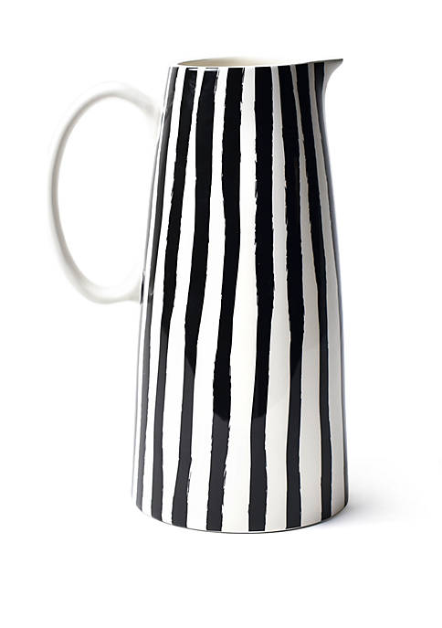 COTON COLORS Deco Pedestal Pitcher