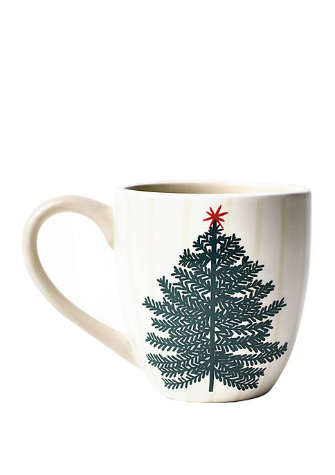 COTON COLORS Merry Tree Mug