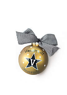 Vanderbilt Logo Ornament