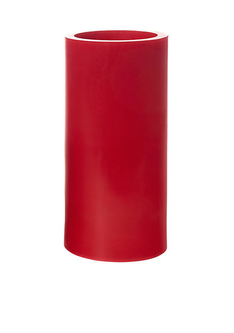Ne'Qwa Art Precious Moments, Red Flameless Wax Candle