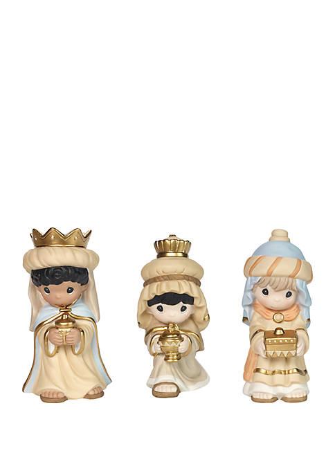 Set of 3 Kings Figurine