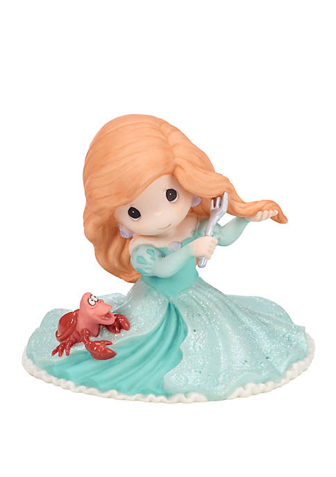 Precious Moments Disney Showcase The Little Mermaid Bisque