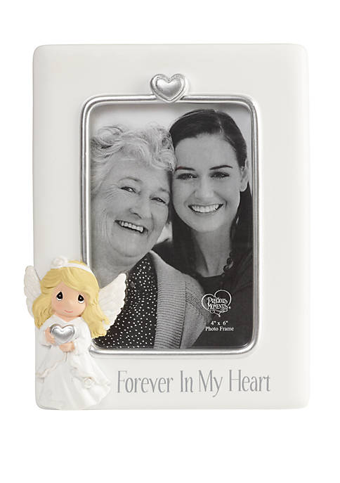 Precious Moments Forever In My Heart Resin 4
