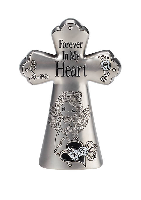 Precious Moments Forever In My Heart Zinc Alloy