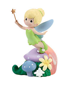 Precious Moments Disney Showcase Tinker Bell Resin LED Figurine 182474