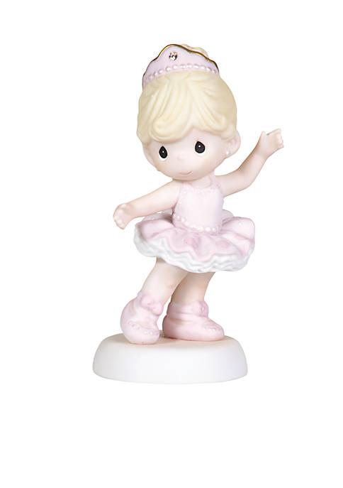 Precious Moments Ballet Dancer Figurine