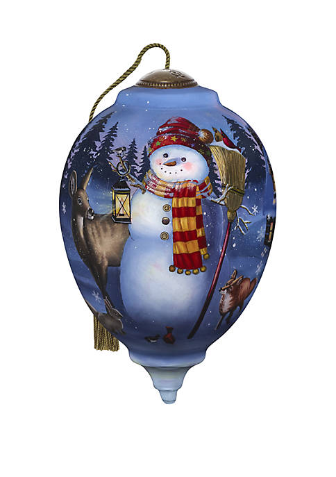 Limited Edition Woodland Winter Friends Ornament