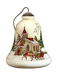 Precious Moments Holy Holiday Ornament